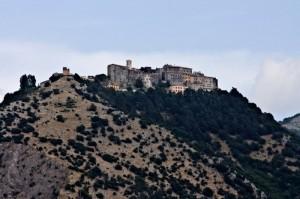 Passeggiando verso Rocca Massima