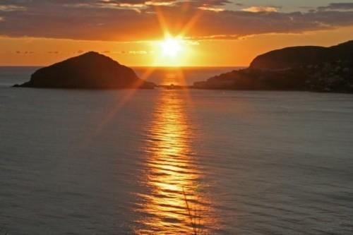 Barano d'Ischia - Tramonto ai Maronti