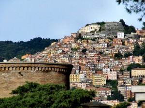 Rocca Di Papa  Panorama