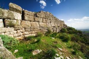 Mt. Turcisi - Fortificazioni greche