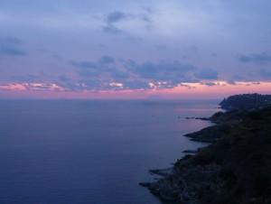 Capo Vaticano e le Isole Eolie