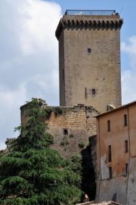 Torre e Ruderi del Castello dei Monaldeschi