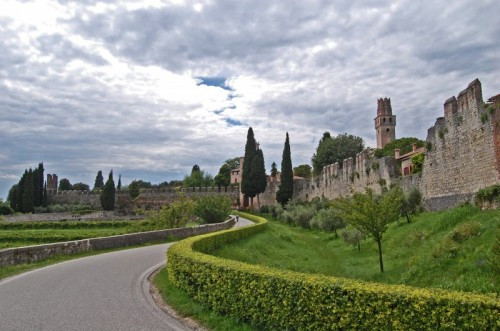 Susegana - Castello di San Salvatore.