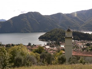 Panorama dal Santuario di Acquafredda