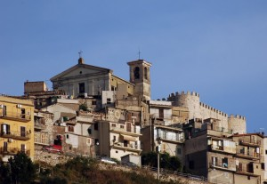 Sant'Angelo Romano - Panorama