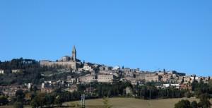 Monte Castello di Vibio - Panorama