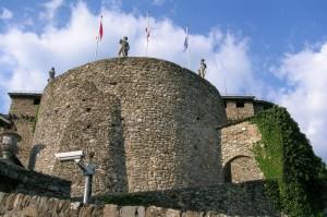 Castello di Compiano sec. XV