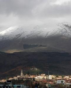 Magliano de' Marsi - Panorama