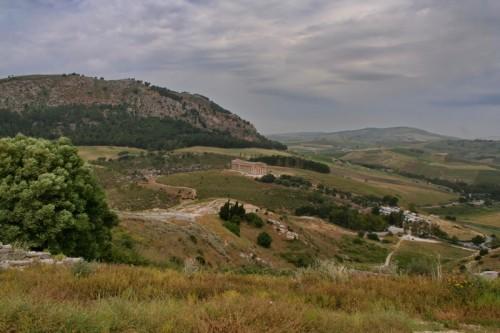Calatafimi Segesta - Pseudo tempio