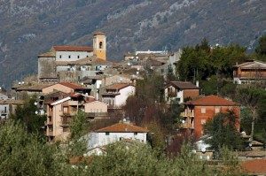 Pisoniano - Panorama