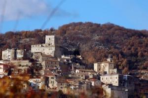 Torre Cajetani - Panorama