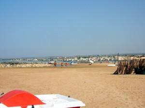 Donnalucata vista sul litorale