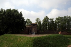 Terrapieno e mura difensive