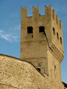 I Merli Ghibellini di Porta Sant'Agostino