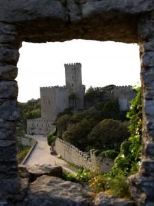 Dal castello di Erice