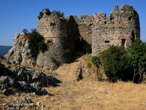 Il castello di Stilo