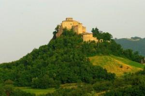 Rossena: il castello