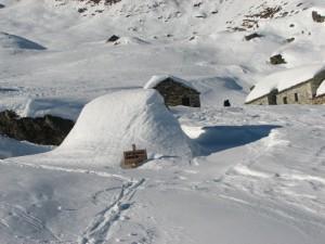Alpe Muanda sopra Scalaro (vedi cartello)