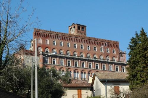 San Giorgio Monferrato - Castello di San Giorgio M.to