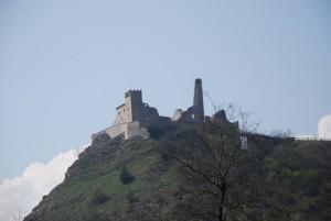 Resti del Castello a Rocca di Varano
