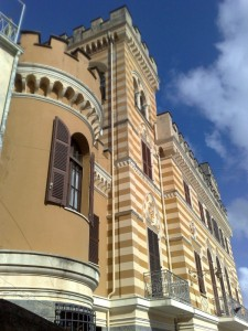 Castello di Castellaro (IM)