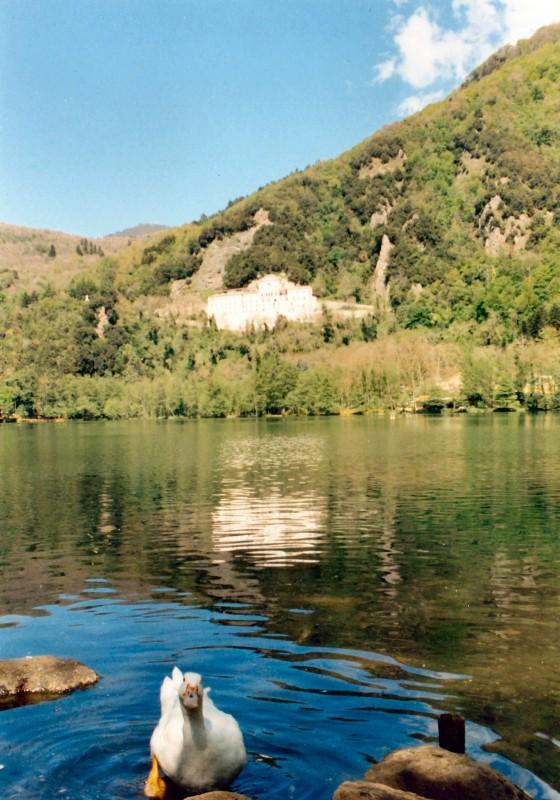 ''lago di monticchio'' - Rionero in Vulture