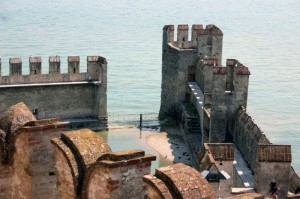 la fortezza sull'acqua