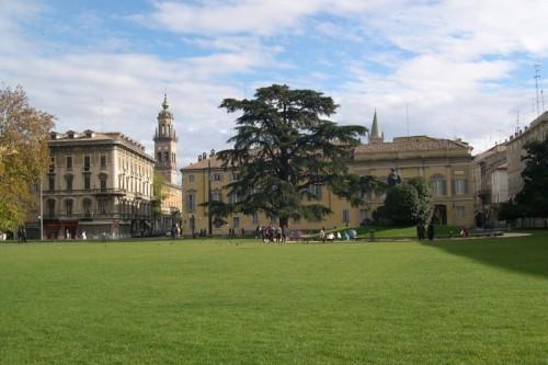 Parma - Piazzale della Pace