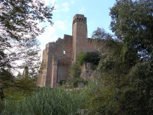 Rocca Aldobrandeschi di Sovana