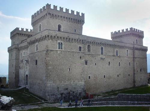 Celano - Castello Piccolomini 2