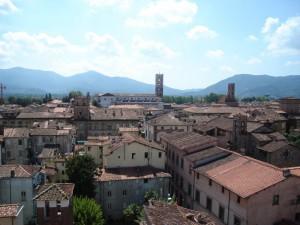 Lucca e le sue torri….