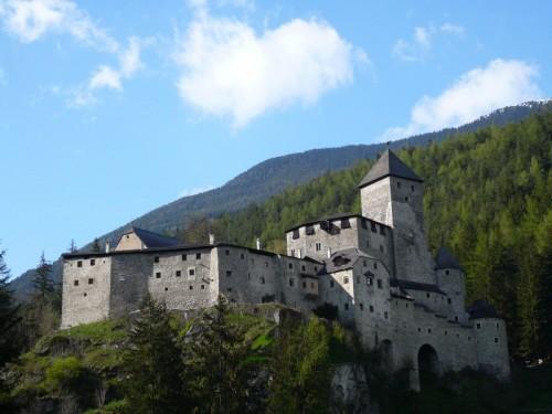 Campo Tures - castello di tures - Burg Taufers