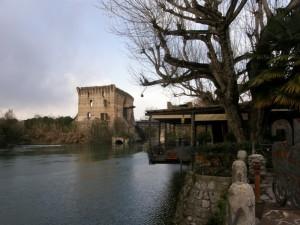 Fortificazione a Borghetto