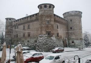 Castello Innevato - Vasanello 28.12.2008