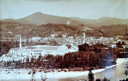 Borgosesia - Borgosesia fine '800