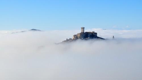 Palombara Sabina - Tra la nebbia