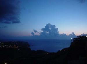 Veduta al tramonto 2