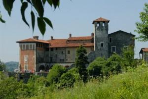 Loranzè, il Castello