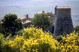 la Torre di Borgo Vignoni