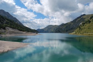 Lago di Fedaia - Passo Fedaia