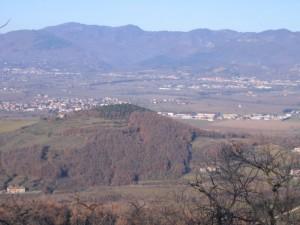 Alta Valle del Tevere con Appennini