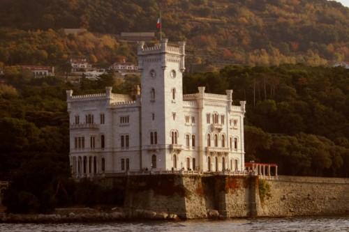 Trieste - CASTELLO MIRAMARE