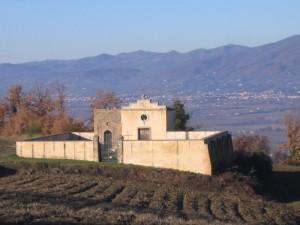 Cimitero con vista