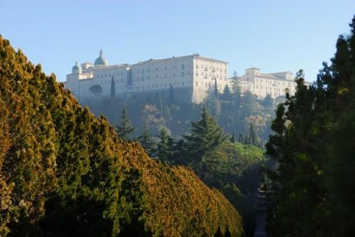 Cassino - L'abbazia di Montecassino