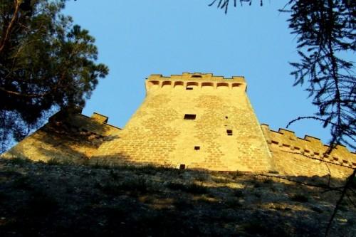 Proceno - castello a proceno