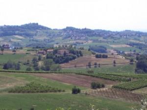 Il Recarano e le colline tortonesi