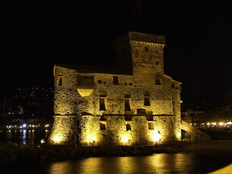 ''Suggestioni notturne'' - Rapallo