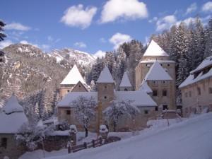 Castel Gardena (Die Fischburg)