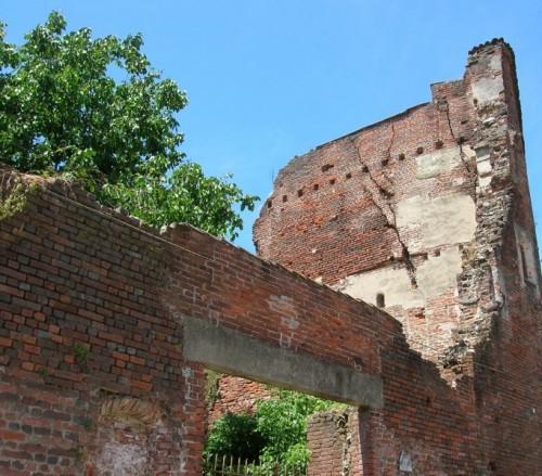 Buronzo - I Ruderi del castello