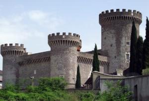 castello di tivoli